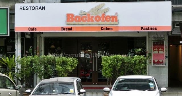 The Ruthless Eater Backofen @ Desa Sri Hartamas ~ Backofen Bakery