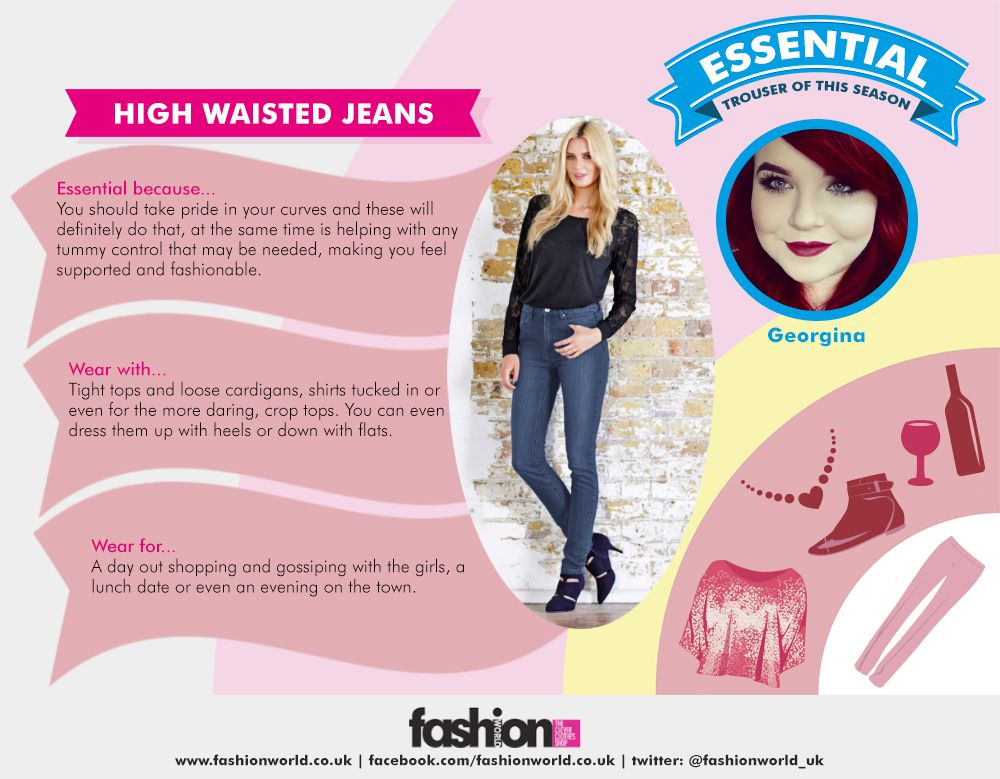 Essential Trousers with Fashion World