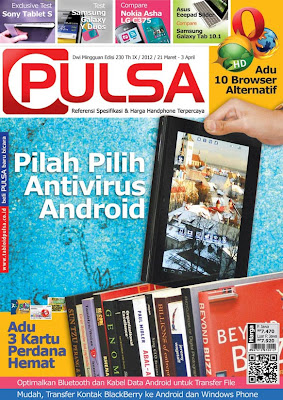 tabloid pulsa edisi terbaru 2013