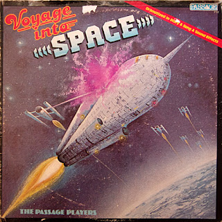 Passage Players Voyage Into Space
