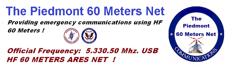 The Piedmont 60 Meters Net