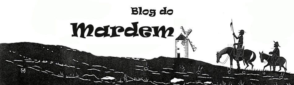 Blog do Mardem