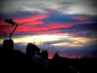 Sunrise Stamford Lincolnshire