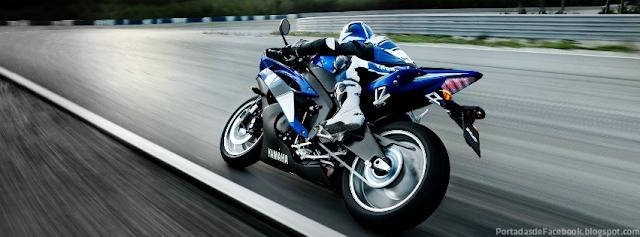 portada de moto yamaha facebook
