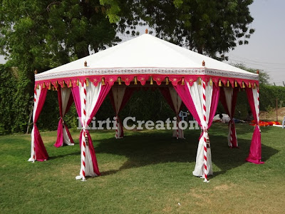Durable Indian Tent