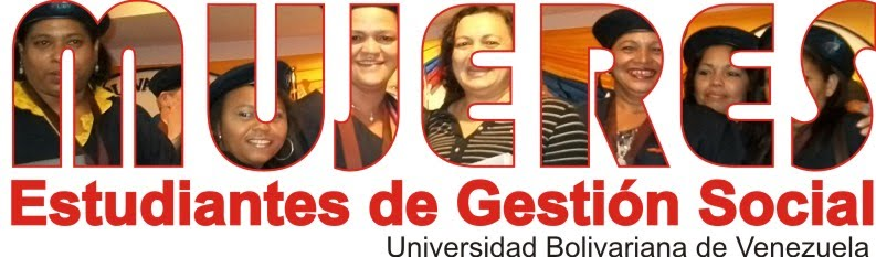 Mujeres Estudiantes de Gestión Social, Aldea Universitaria Juan Bautista Castro