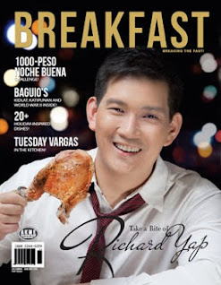 Read my article on Kulinarya Kitchen in Breakfast's Holiday Issue!