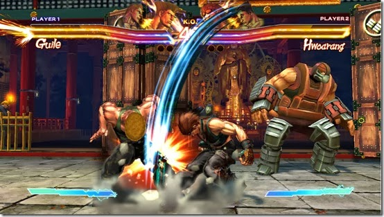 Street Fighter X Tekken Cheats Pc