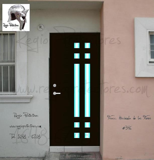 1000 images about casa on pinterest metal gates metal - Puertas de metal para casas ...