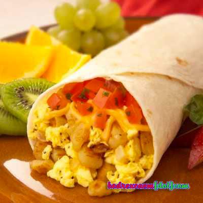 Burrito – Mexico
