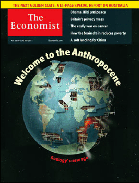 "a study of anthropocene The word ""anthropocene"" has had a formidable career in the last few years and is often heard among global change scientists and scholars, in policy circles, green."