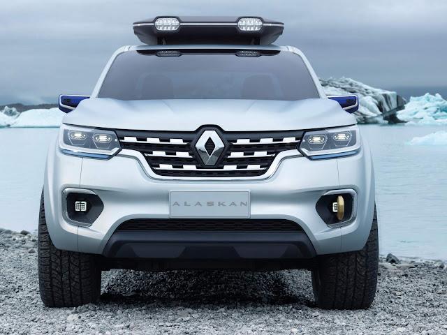 Picape Renault Alaskan