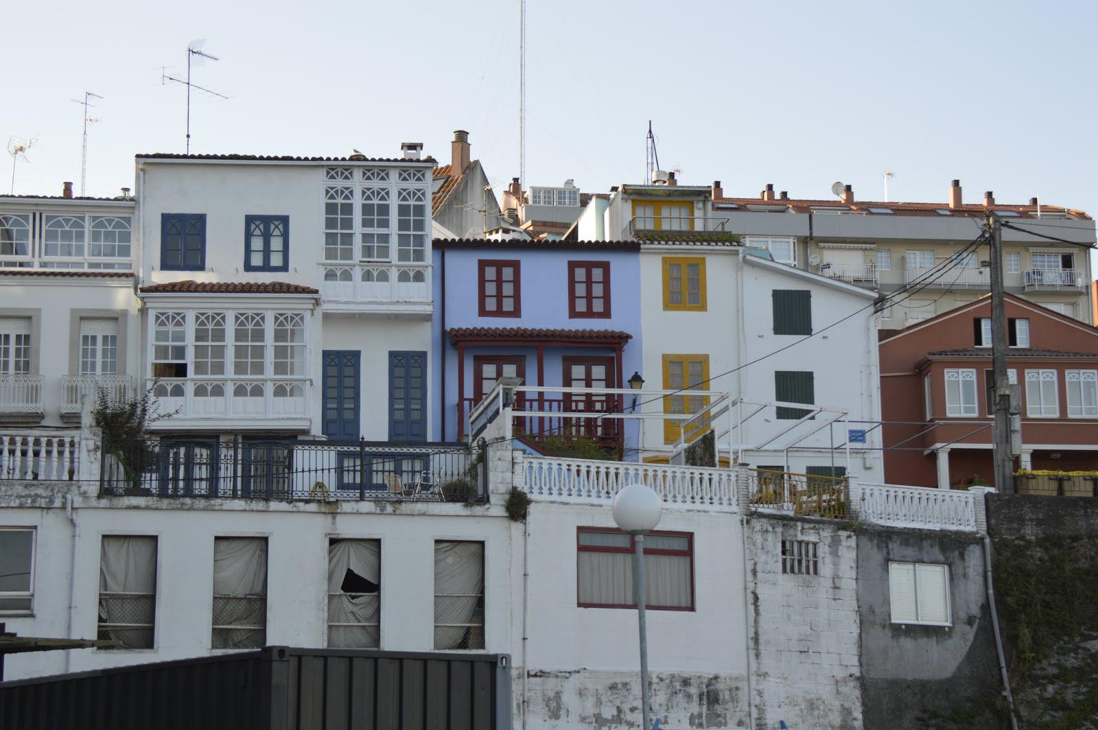 Barrio Mariñeiro de Fontán - Sada