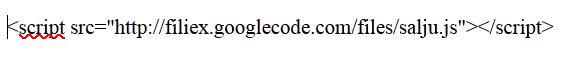 Kode HTML Efek Salju Turun di Blogspot