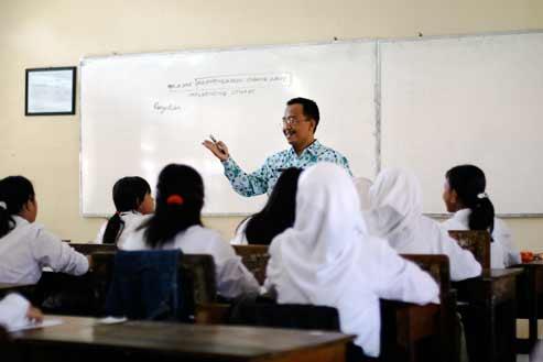 Persyaratan Peserta Sertifikasi Guru 2012
