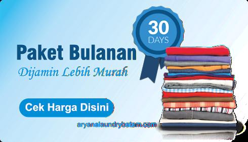 Laundry Partai Besar, Laundry Bulanan, Cuci Kiloan Murah