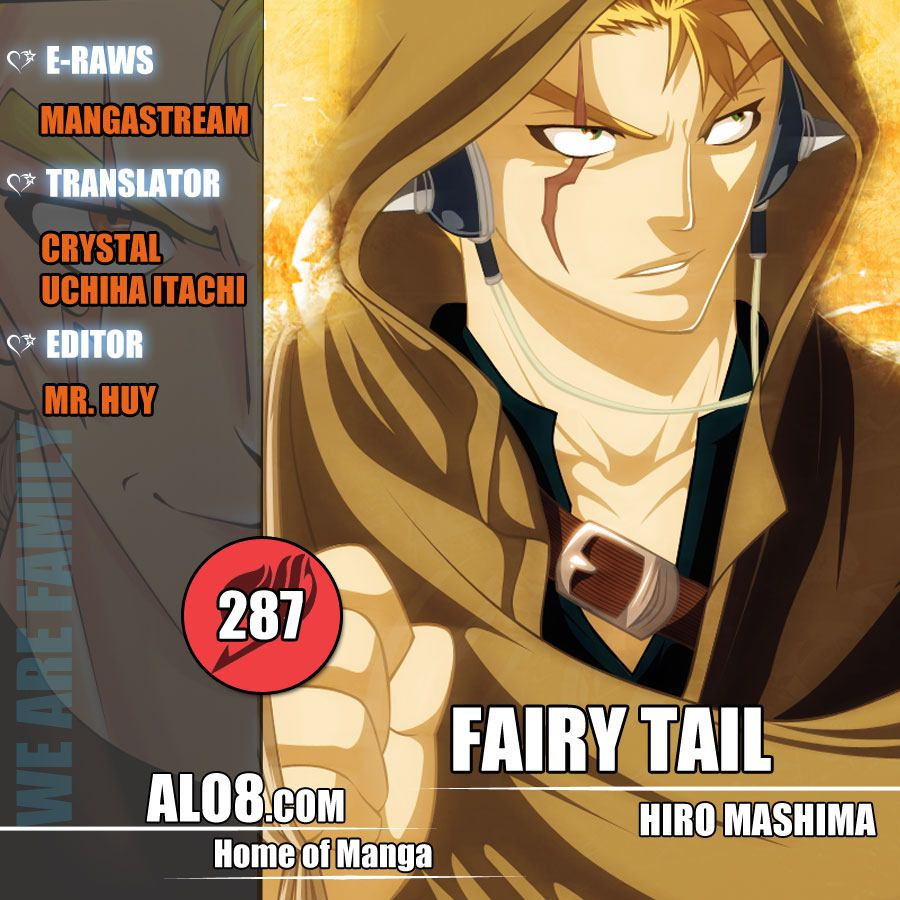 Fairy Tail chap 287 page 1 - IZTruyenTranh.com