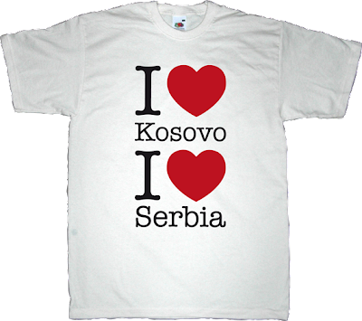 serbia kosovo peace spain is different independence catalonia t-shirt ephemeral-t-shirts