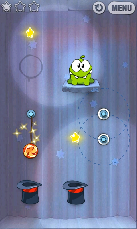 �� ���� ����� ������� Cut the Rope  :: ���� ����� ���� ((����� ))