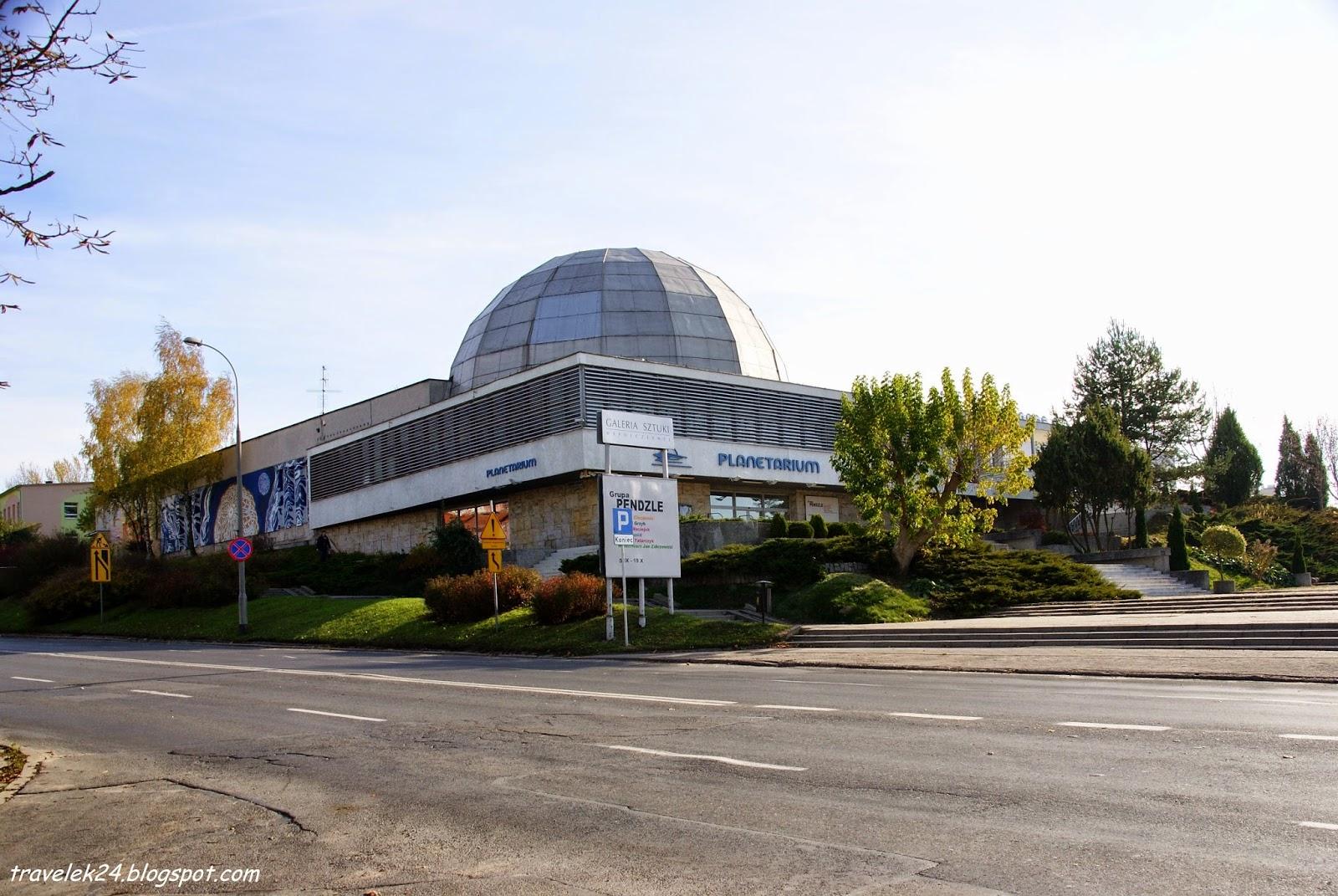 Olsztyn, Planetarium