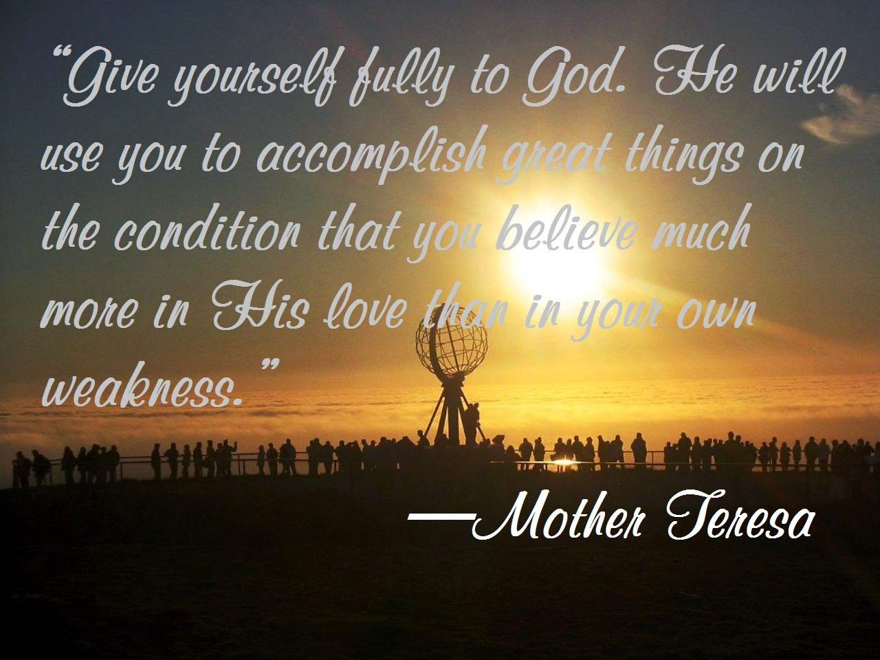 Quotes Mother Teresa And U0027Anywayu0027 Poem