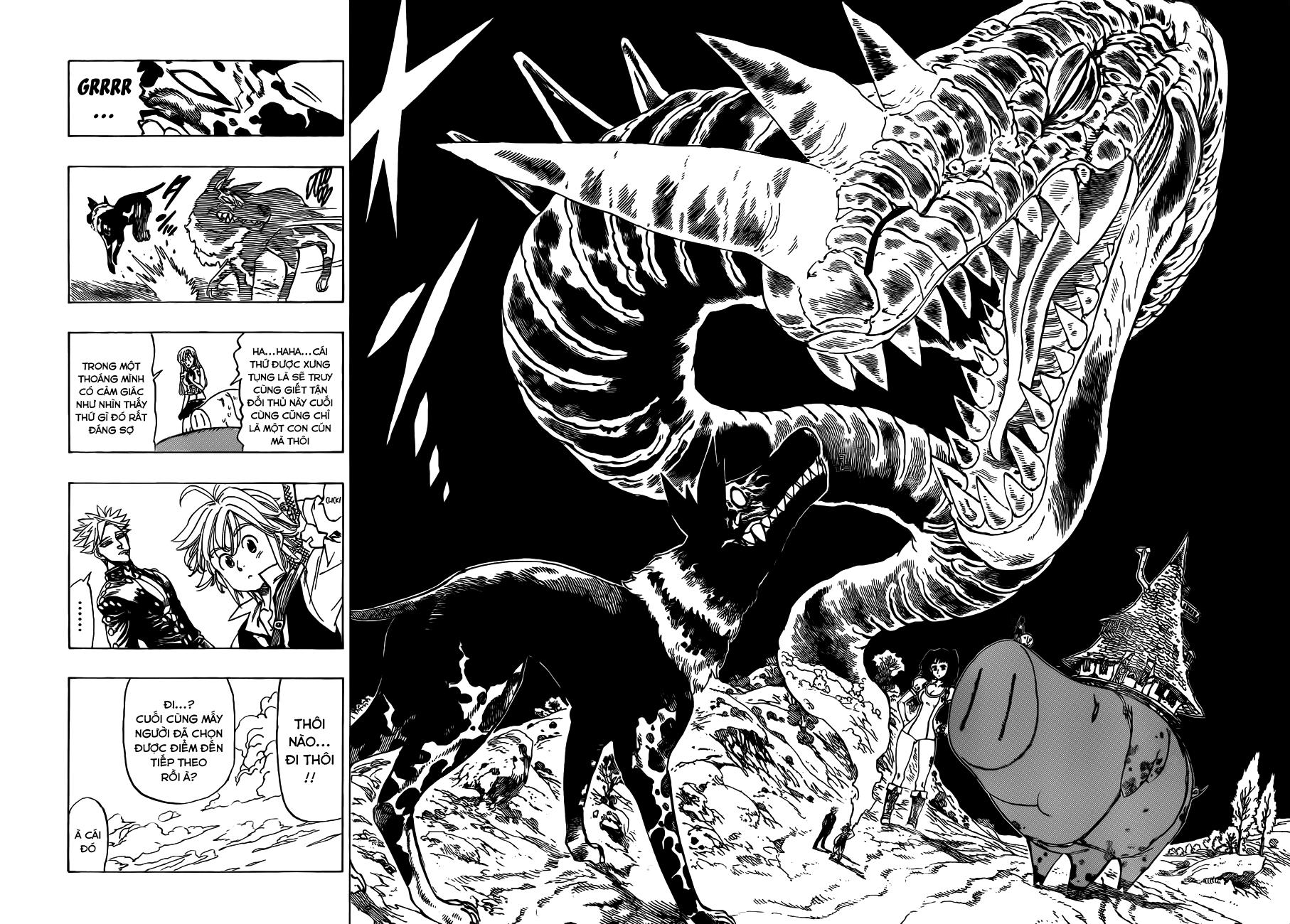 Nanatsu no Taizai - Thất Hình Đại Tội chap 17 page 17 - IZTruyenTranh.com