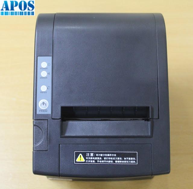 Kết quả hình ảnh cho Máy in hóa đơn APOS - C2008