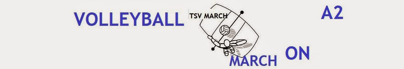 MARCH on - Volleyball - Freizeitstaffel - Breisgau - A2
