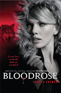 Cover Reveal: Bloodrose by Andrea Cremer