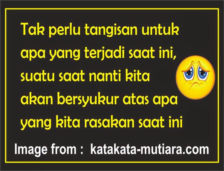Kata Mutiara penyemangat hidup