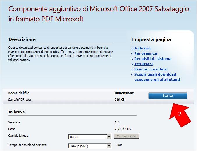 word 2007 to pdf shrinks