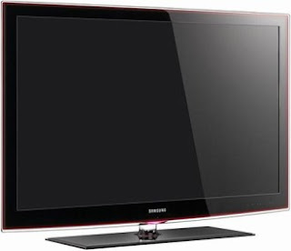 Samsung LED back-lit LED TV