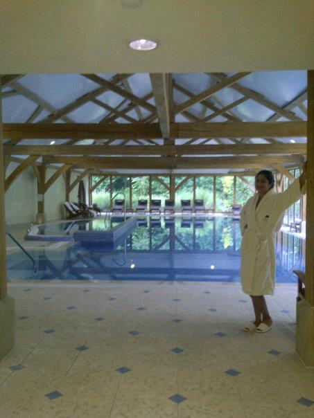 Musings of a london beauty addict spa hotel review luton hoo for Hotels in luton with swimming pool