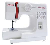 #sorteio pra lá de bom - ganhe uma máquina de costura SEW MINI da JANOME