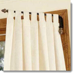 Attractive Swing Arm Curtain Rod