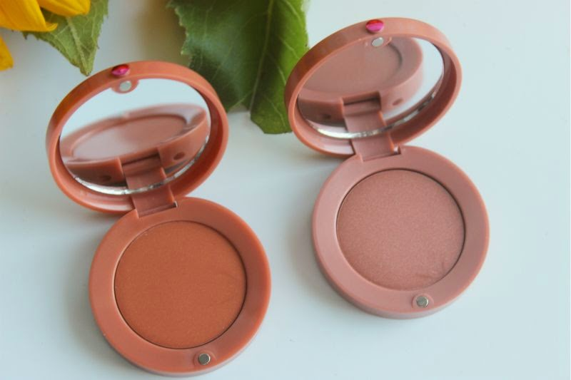 New Bourjois Sun Cream Blushes For Summer 2014