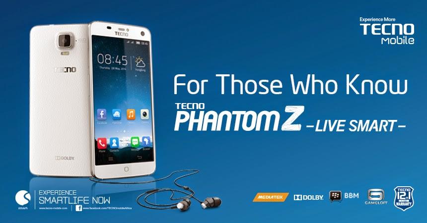 Techno Phantom Z