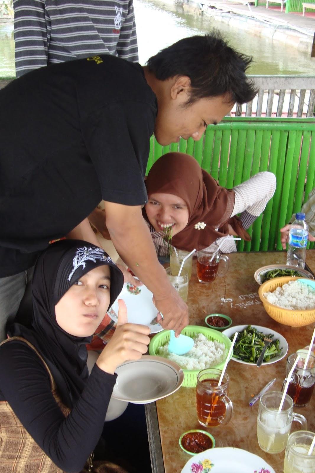 Nasfu makan langsung muncul