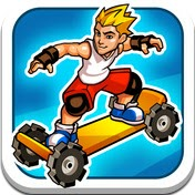 extreme skateboard ipad 3 ios
