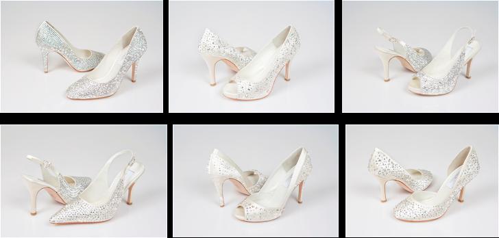 Elite Collection - Designer Luxury Bridal Shoes