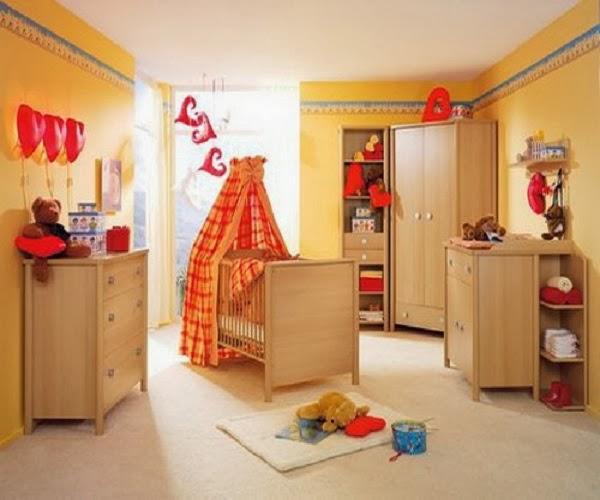 Collection de décoration maison bébé