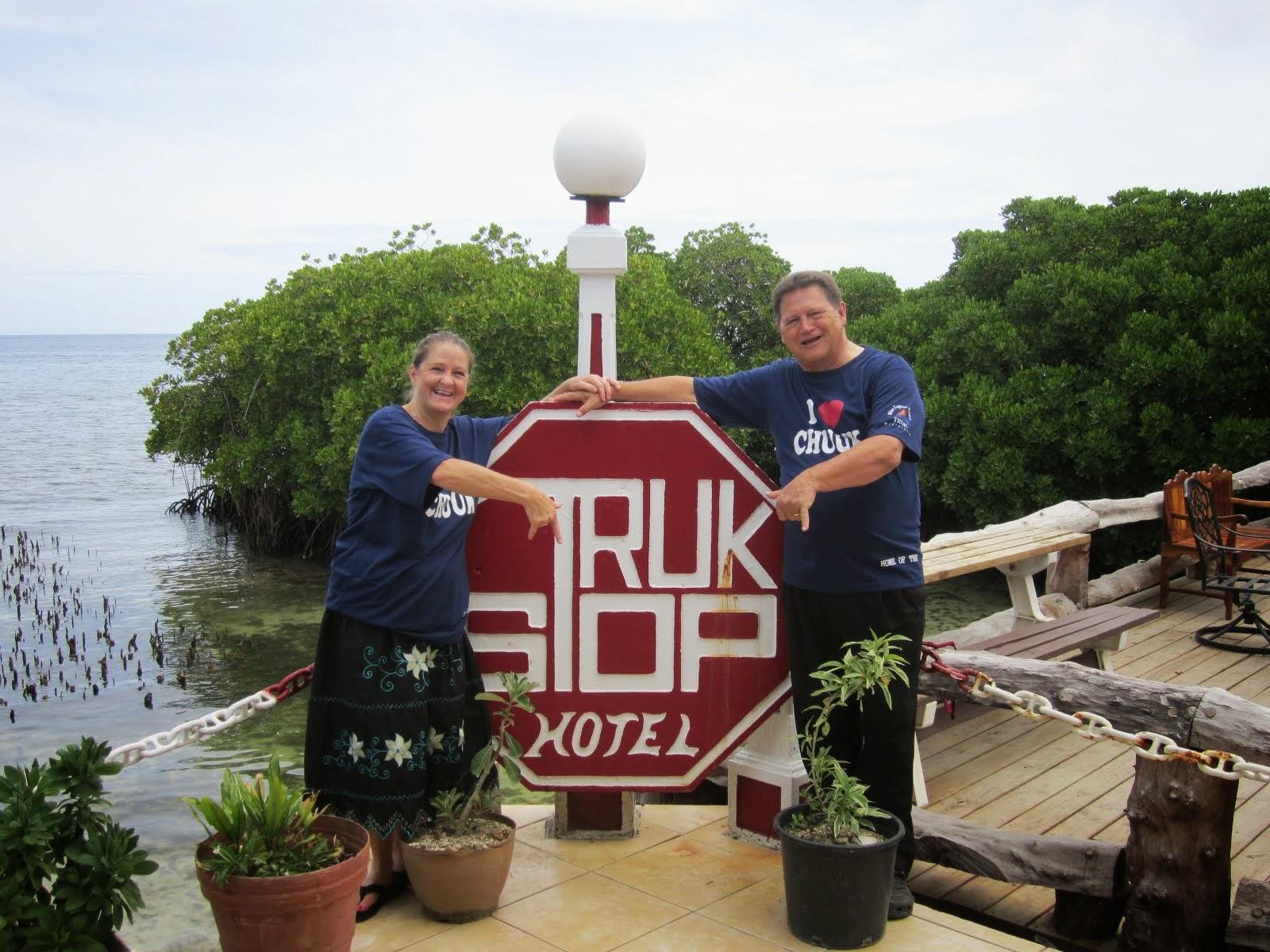 TrukStop Hotel