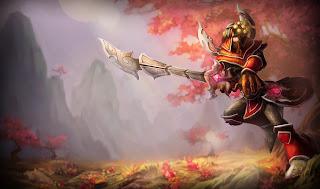 Ionian Master Yi