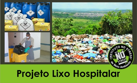 Vídeo Projeto Lixo Hospitalar