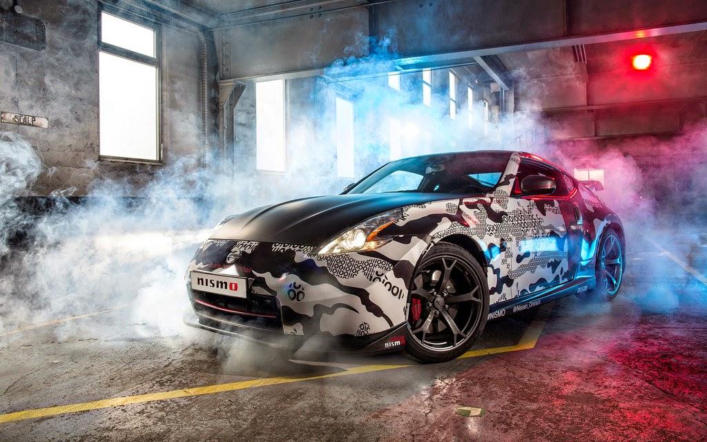 2013 Nissan 370z Nismo Gumball 3000 Rally Autopik