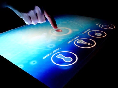 China Touch Screen Industry