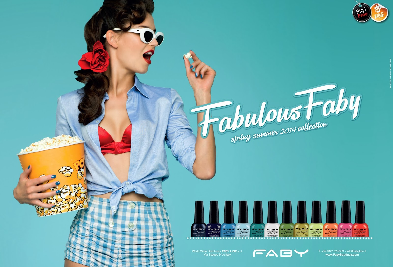 Preview Fabulous Faby Collection