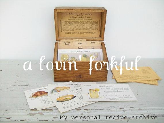 a lovin' forkful