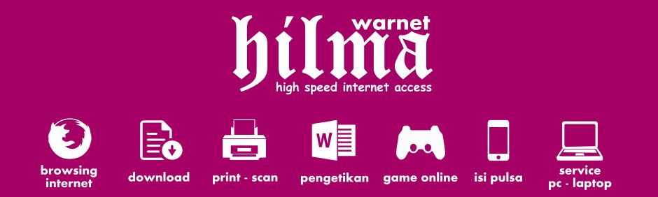 Warnet Hilma Official Site