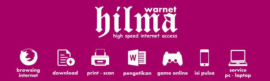 Warnet Hilma Official Site